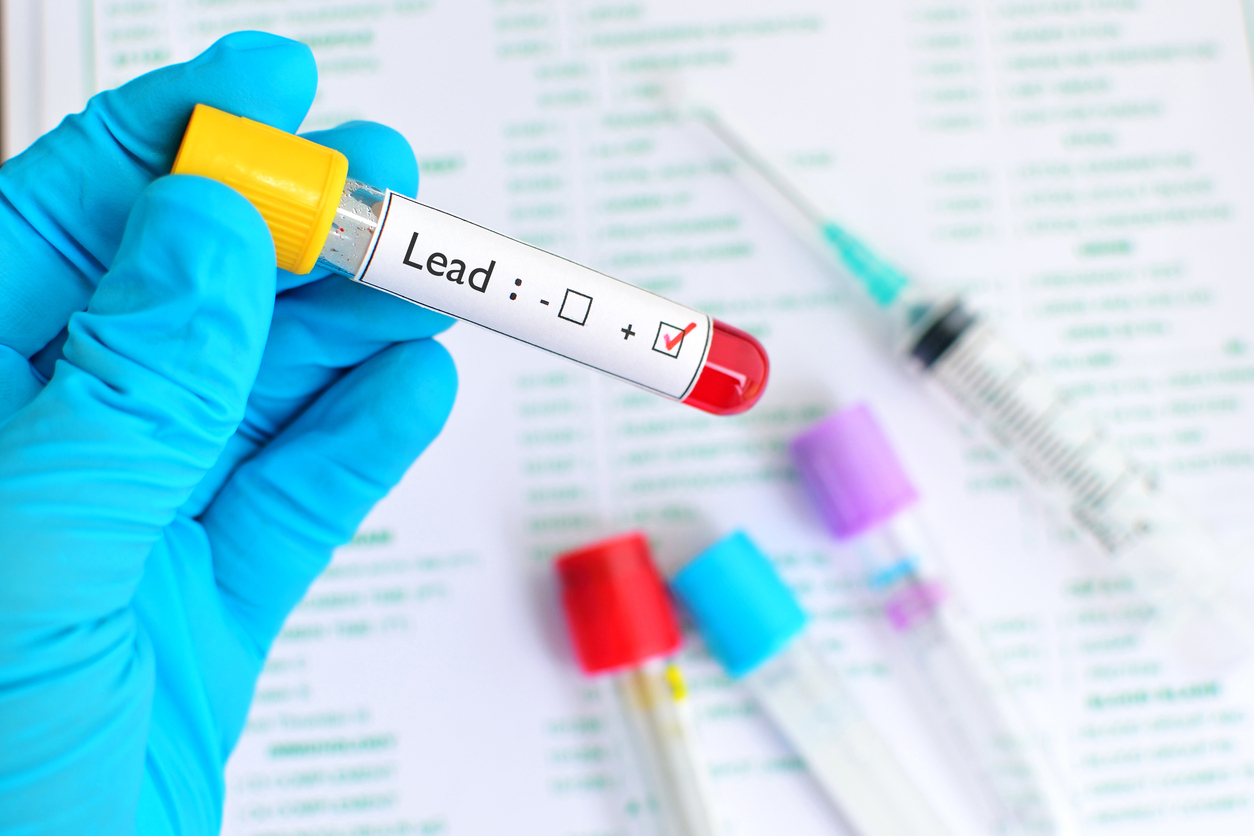 study of the effect of lead A suicide attempt in an army unit can lead to more, study finds who was lead author of the new study.