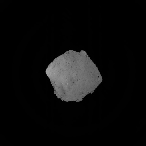 Ryugu - Received time: UTC 2018-09-21 00:14