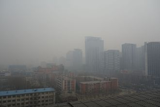 An Italian study has found that living in an area with higher air pollution may be linked to having lower levels of a female fertility marker. The research, which is yet to be peer-reviewed, is being presented at The European Society of Human Reproduction and Embryology Conference. The researchers looked at levels of anti-Müllerian hormone (AMH) in more than 1300 women, using the hormone as a marker of ovarian reserve - or female fertility. The researchers found that while a woman's age was the strongest predictor of hormone levels, there was also a link between hormone levels and levels of environmental pollutants. But this type of study cannot show cause and effect and can only highlight potential risk factors.