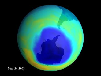 We have avoided a 'worst-case' scenario of major environmental and health impacts from ozone depletion and high UV levels thanks in large part to the Montreal Protocol, say Australian, NZ and international researchers. Reviewing the interaction between ozone, climate change and UV, the researchers say as many as 280 million cases of skin cancer have been avoided by the international agreement to limit CFCs. But it's not all good news: ozone-depletion is still affecting climate change in the Southern Hemisphere and impacting a host of plants and animals, including kelp beds and lobsters in Tasmania.