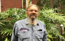 Clifford Coulthard from the Adnyamathanha Traditional Lands Association