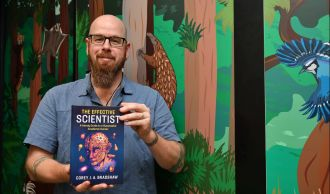 Professor Corey Bradshaw