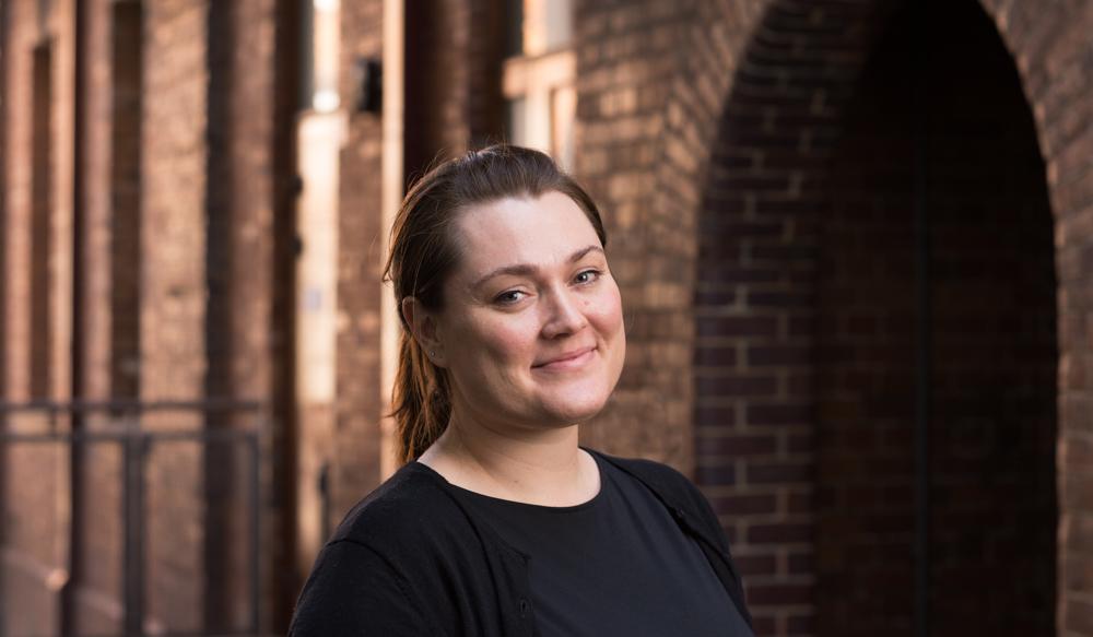 QUT architecture researcher Liz Brogden.