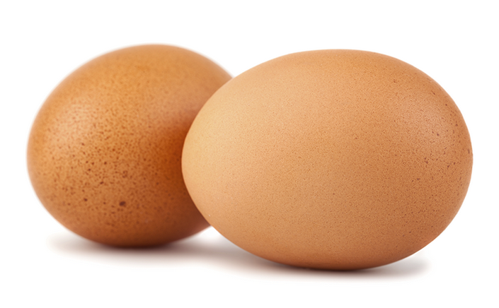 Eggs can be a source of Salmonella
