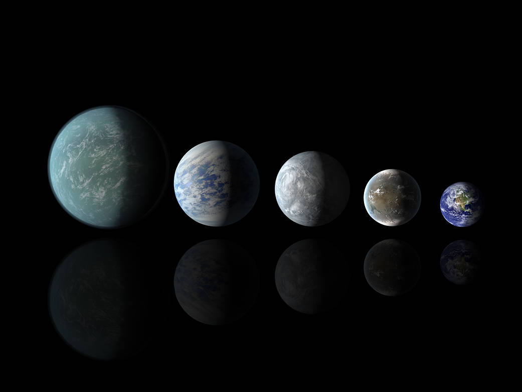 exoplanets credit NASA