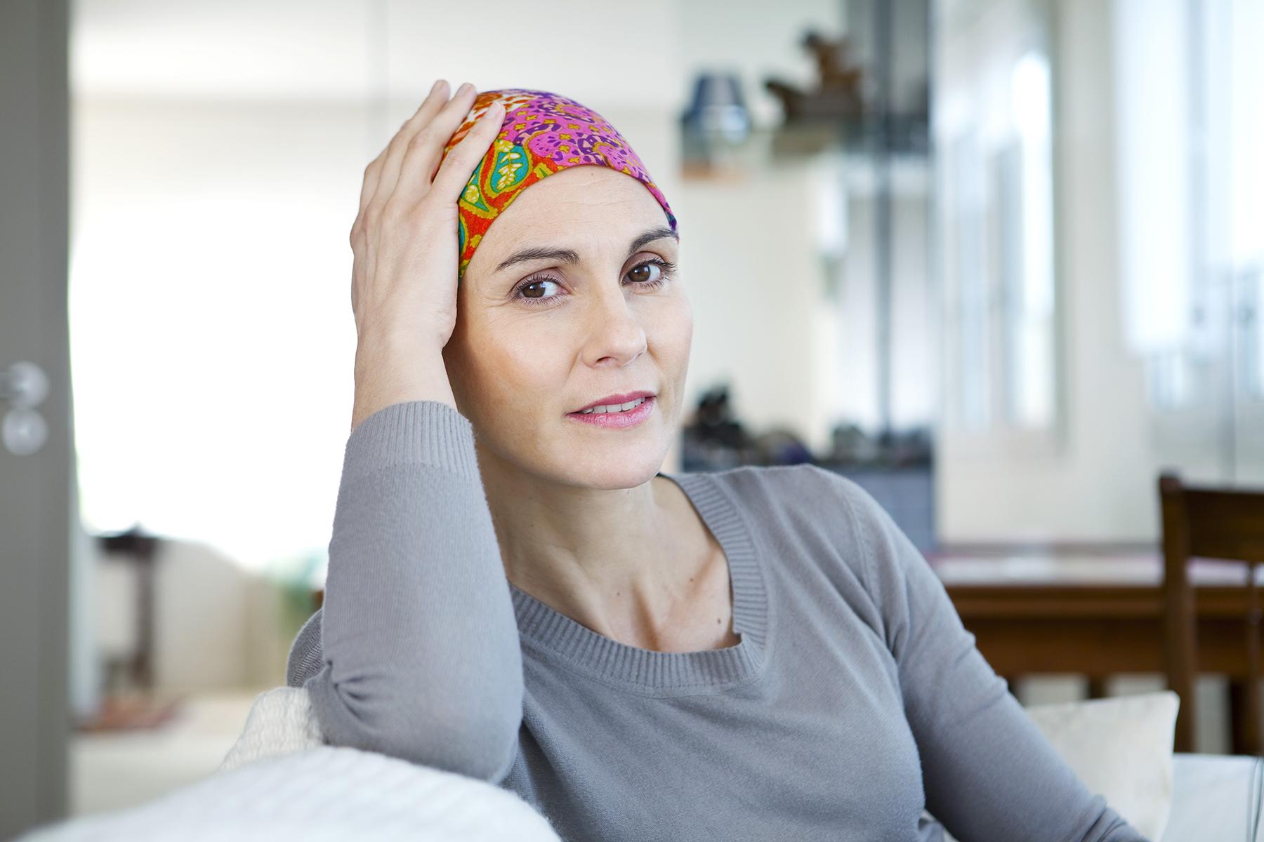 Cancer, Woman, Shutterstock