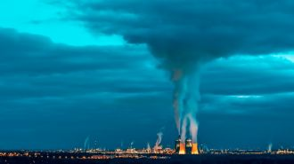 The WMO says COVID-19 has not curbed record levels of greenhouse gases in the atmosphere, despite the industrial slowdown as a result of the pandemic. The WMO Greenhouse Gas Bulletin reports that the reduction in CO2 emissions in 2020 will be smaller than, or similar in size to the natural year-to-year fluctuations of previous years. The report says CO2 levels reached 410 parts per million in 2019, and continued to rise in 2020. The WMO Secretary-General Professor Petteri Taalas says