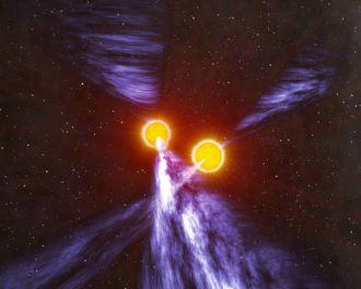 Double pulsar