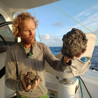 The Great Barrier Reef is set to receive a restocking of new coral from a pumice raft, the size of more than 200 football fields, now on its way to Australia following an underwater volcanic eruption near Tonga.