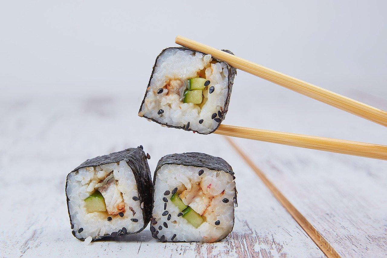 Sushi Pixabay