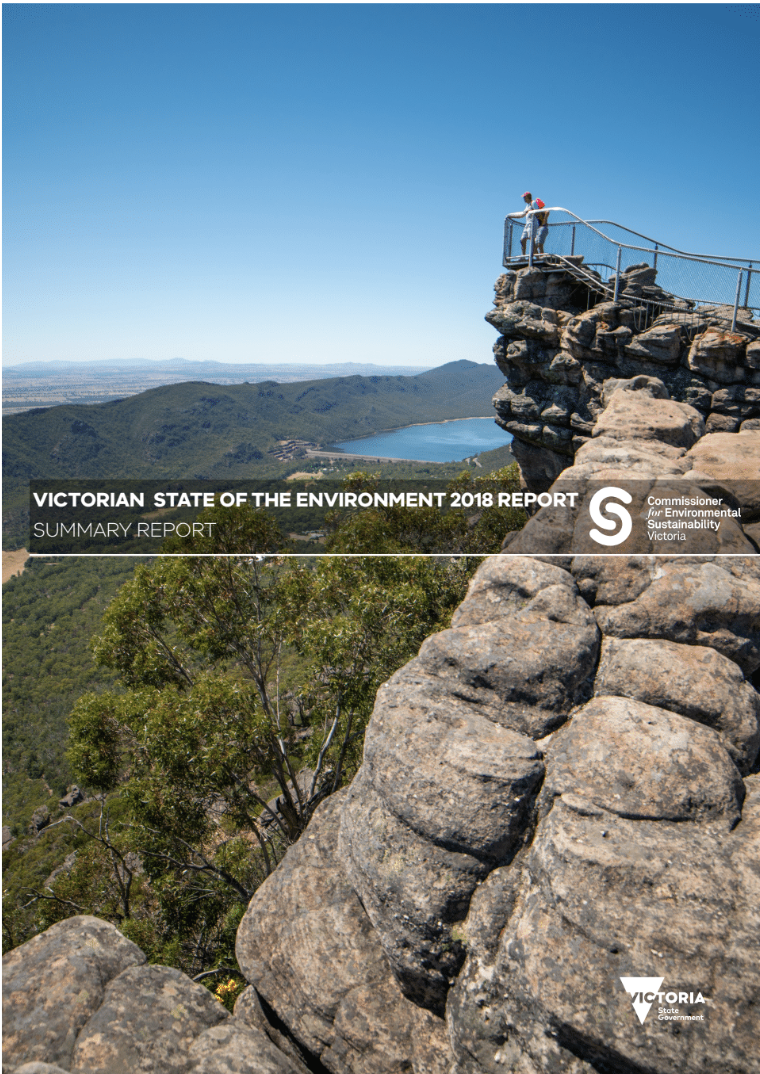 Victoria State of the Environment 2018 Report