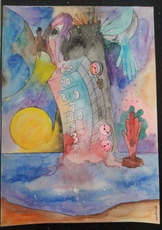Artwork from volunteers 1